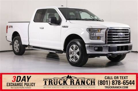 2016 Ford F-150 for sale at Truck Ranch in American Fork UT