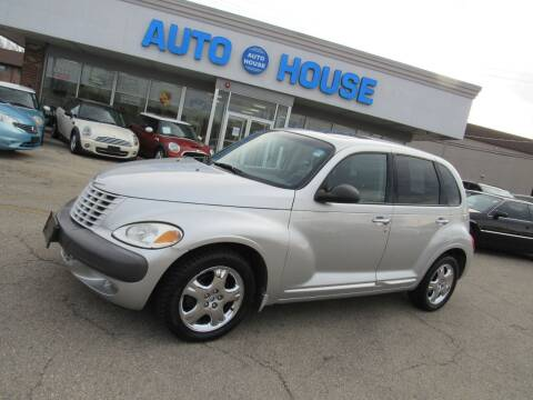2001 Chrysler PT Cruiser for sale at Auto House Motors in Downers Grove IL