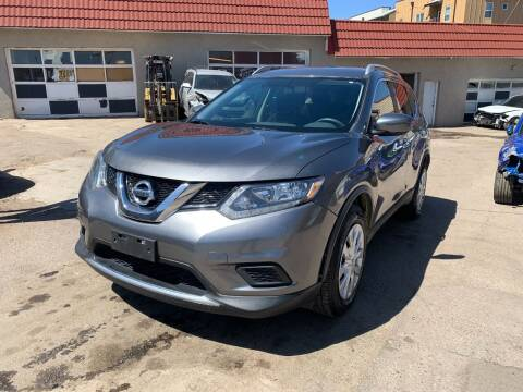 2016 Nissan Rogue for sale at STS Automotive in Denver CO
