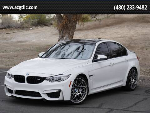 2017 BMW M3 for sale at AZGT LLC in Phoenix AZ