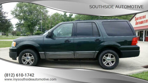 2004 Ford Expedition for sale at Southside Automotive in Washington IN