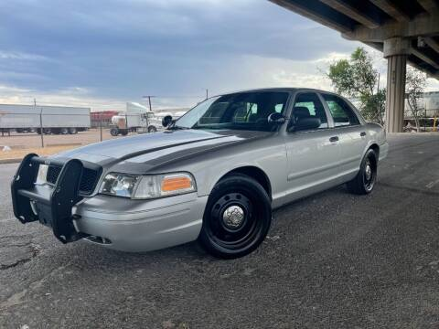 2008 Ford Crown Victoria for sale at MT Motor Group LLC in Phoenix AZ