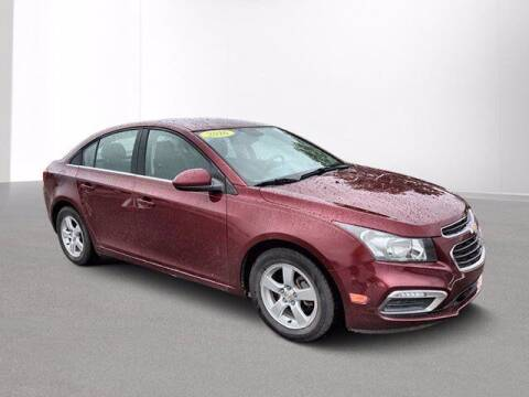 2016 Chevrolet Cruze Limited for sale at Jimmys Car Deals at Feldman Chevrolet of Livonia in Livonia MI