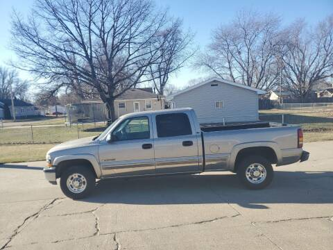 2001 Chevrolet Silverado 1500HD for sale at RIVERSIDE AUTO SALES in Sioux City IA