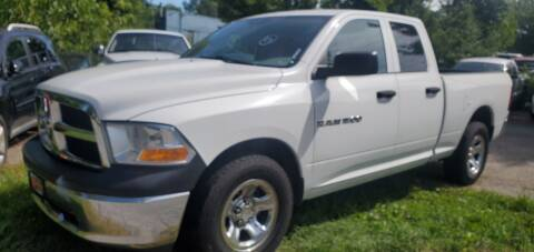 2012 RAM Ram Pickup 1500 for sale at Superior Auto Sales in Miamisburg OH