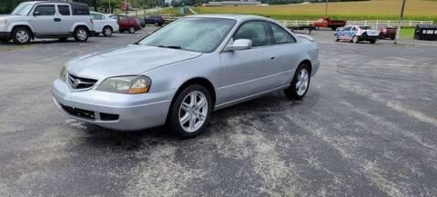2003 Acura CL for sale at Biron Auto Sales LLC in Hillsboro OH