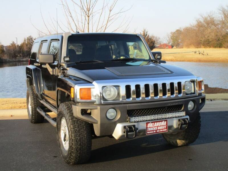 2008 HUMMER H3 for sale in Norman, OK