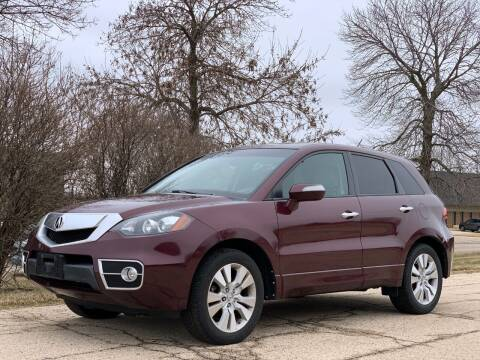 2010 Acura RDX for sale at All Star Car Outlet in East Dundee IL