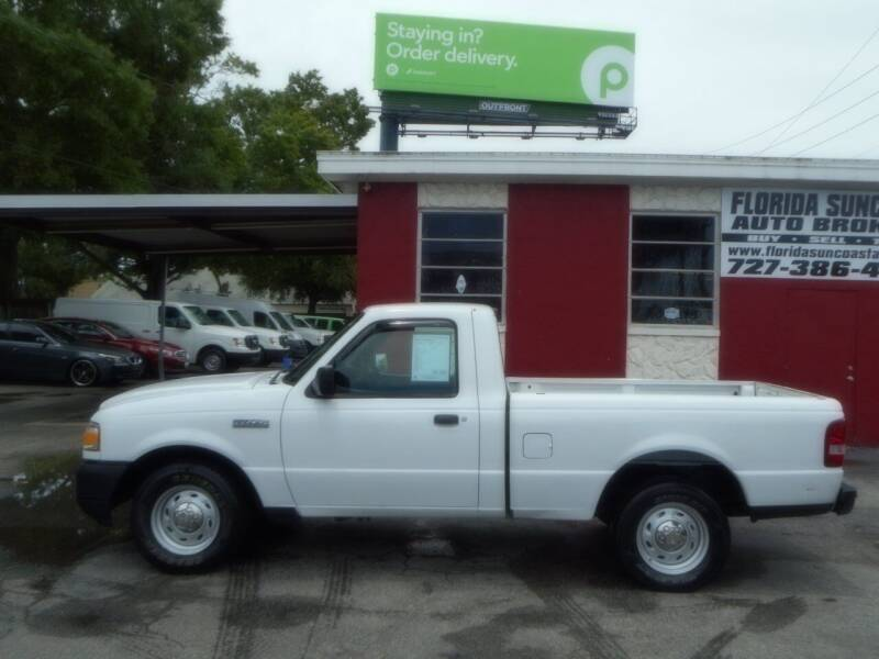 2006 Ford Ranger for sale at Florida Suncoast Auto Brokers in Palm Harbor FL