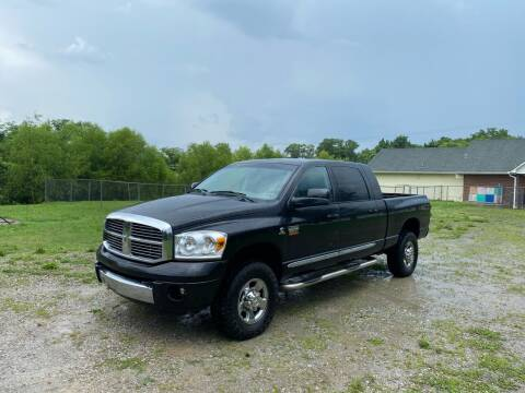 2007 Dodge Ram Pickup 2500 for sale at Tennessee Valley Wholesale Autos LLC in Huntsville AL