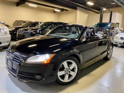 2008 Audi TT for sale at Motorgroup LLC in Scottsdale AZ