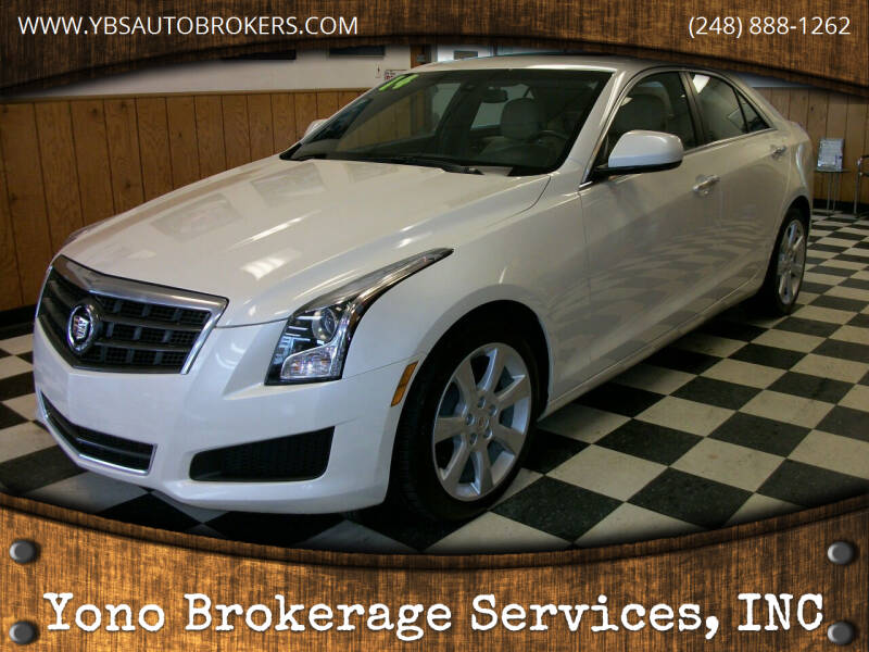 2014 Cadillac ATS for sale at Yono Brokerage Services, INC in Farmington MI