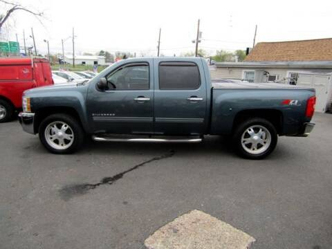 2012 Chevrolet Silverado 1500 for sale at American Auto Group Now in Maple Shade NJ