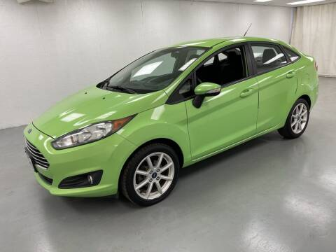 2014 Ford Fiesta for sale at Kerns Ford Lincoln in Celina OH
