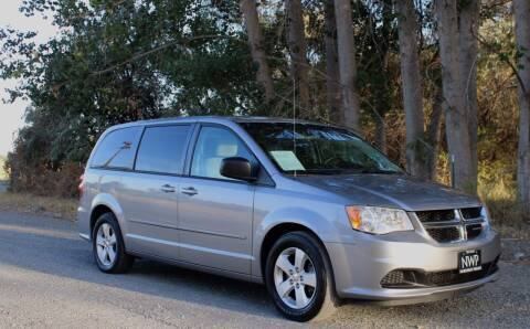 2013 Dodge Grand Caravan for sale at Northwest Premier Auto Sales in West Richland WA