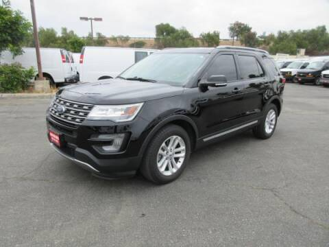 2017 Ford Explorer for sale at Norco Truck Center in Norco CA