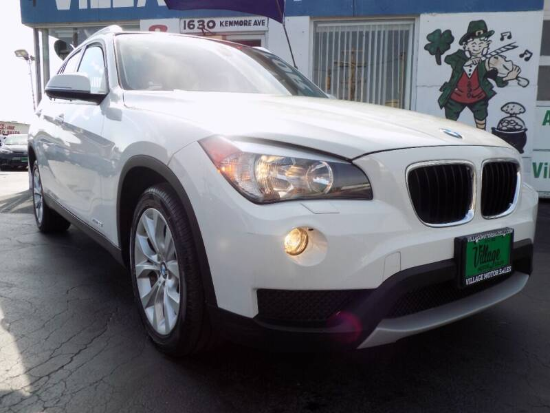 2014 BMW X1 for sale at Village Motor Sales in Buffalo NY