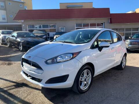 2018 Ford Fiesta for sale at STS Automotive in Denver CO