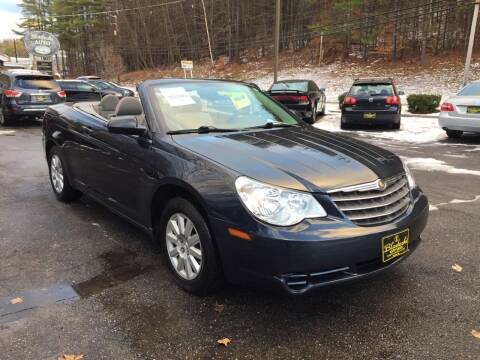 2008 Chrysler Sebring for sale at Bladecki Auto in Belmont NH
