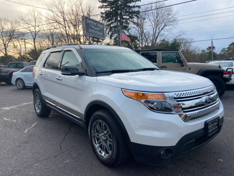2013 Ford Explorer for sale at Jimmy Jims Auto Sales in Tabernacle NJ