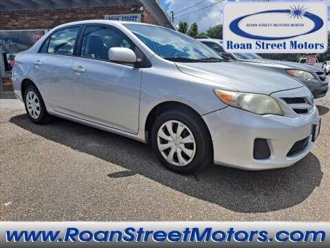 2011 Toyota Corolla for sale at PARKWAY AUTO SALES OF BRISTOL - Roan Street Motors in Johnson City TN