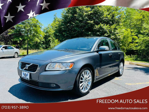 2010 Volvo S40 for sale at Freedom Auto Sales in Chantilly VA