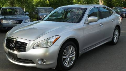2012 Infiniti M37 for sale at JBR Auto Sales in Albany NY