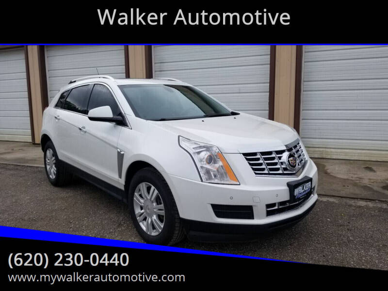 2013 Cadillac SRX for sale at Walker Automotive in Frontenac KS