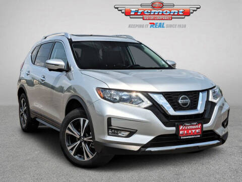 2020 Nissan Rogue for sale at Rocky Mountain Commercial Trucks in Casper WY