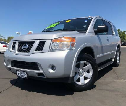 2014 Nissan Armada for sale at LUGO AUTO GROUP in Sacramento CA