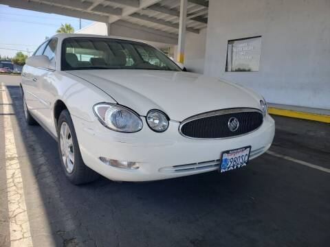 2007 Buick LaCrosse for sale at Express Auto Sales in Sacramento CA