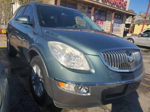 2009 Buick Enclave for sale at USA Auto Brokers in Houston TX