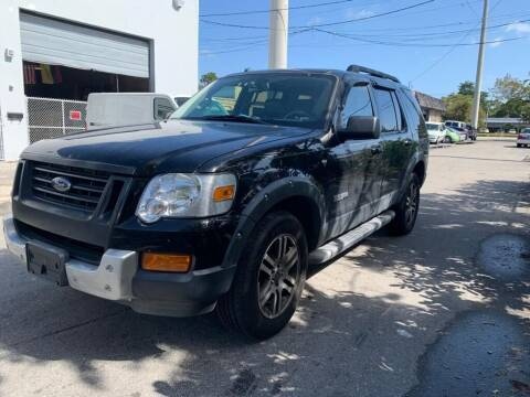 2007 Ford Explorer for sale at YID Auto Sales in Hollywood FL