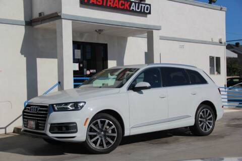 2017 Audi Q7 for sale at Fastrack Auto Inc in Rosemead CA