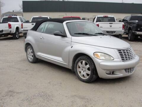 2005 Chrysler PT Cruiser for sale at Frieling Auto Sales in Manhattan KS