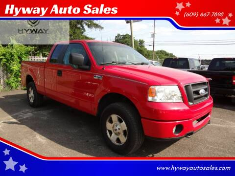 2007 Ford F-150 for sale at Hyway Auto Sales in Lumberton NJ
