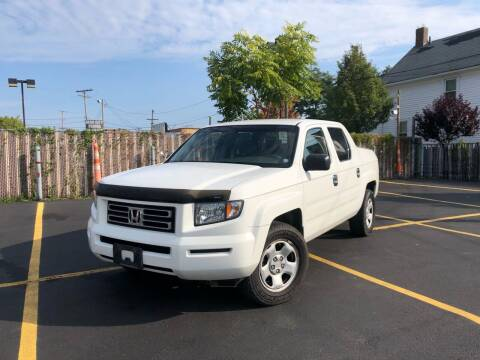 2006 Honda Ridgeline for sale at True Automotive in Cleveland OH