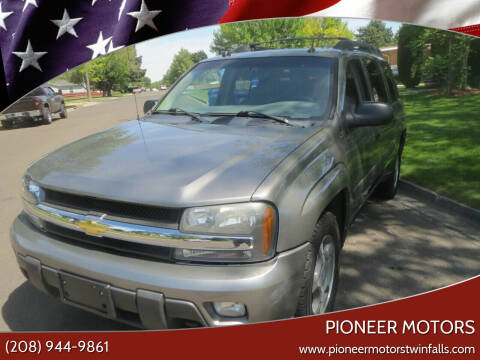 2005 Chevrolet TrailBlazer EXT for sale at Pioneer Motors in Twin Falls ID