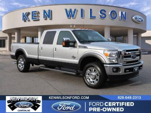 2016 Ford F-250 Super Duty for sale at Ken Wilson Ford in Canton NC