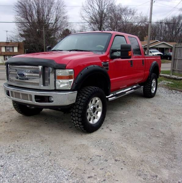 2008 Ford F-350 Super Duty for sale at JEFF MILLENNIUM USED CARS in Canton OH