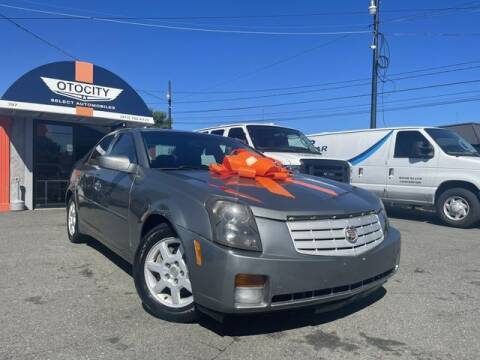 2006 Cadillac CTS for sale at OTOCITY in Totowa NJ
