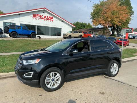 2016 Ford Edge for sale at Efkamp Auto Sales LLC in Des Moines IA
