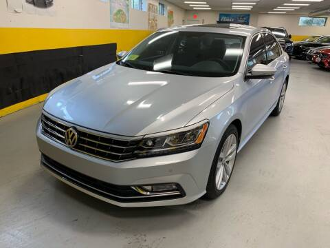 2018 Volkswagen Passat for sale at Newton Automotive and Sales in Newton MA
