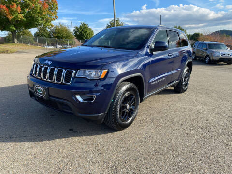 2018 Jeep Grand Cherokee for sale at Steve Johnson Auto World in West Jefferson NC
