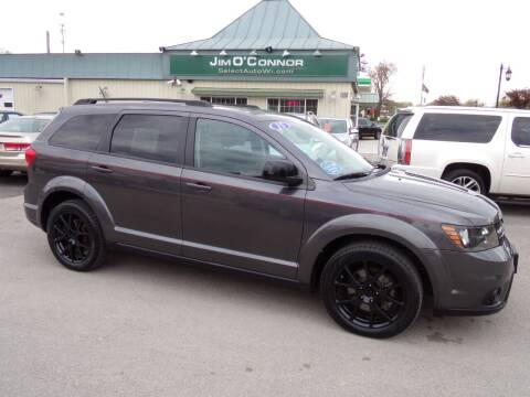 2015 Dodge Journey for sale at Jim O'Connor Select Auto in Oconomowoc WI