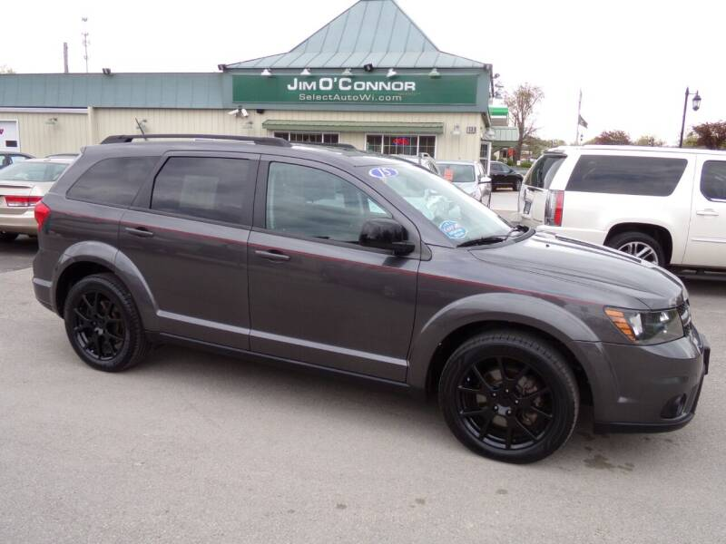 2015 Dodge Journey for sale at Jim O'Connor Select Auto in Oconomowoc WI