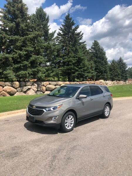 2018 Chevrolet Equinox for sale at Prime Auto Sales in Rogers MN