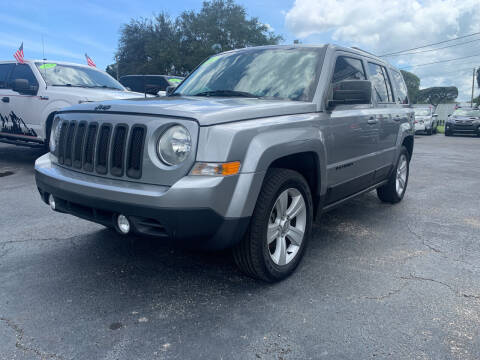2017 Jeep Patriot for sale at Bargain Auto Sales in West Palm Beach FL
