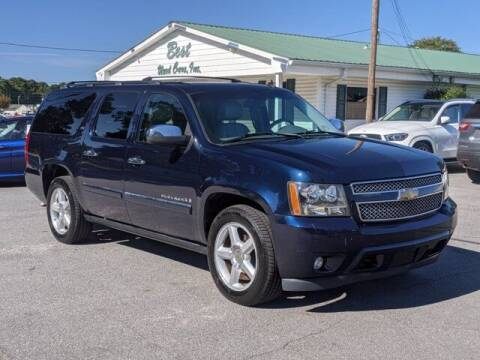 2007 Chevrolet Suburban for sale at Best Used Cars Inc in Mount Olive NC
