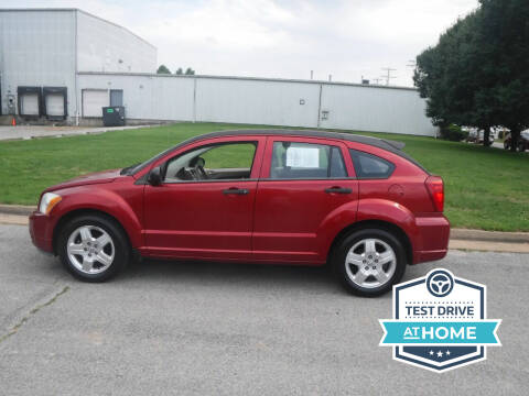 2008 Dodge Caliber for sale at ALL Auto Sales Inc in Saint Louis MO
